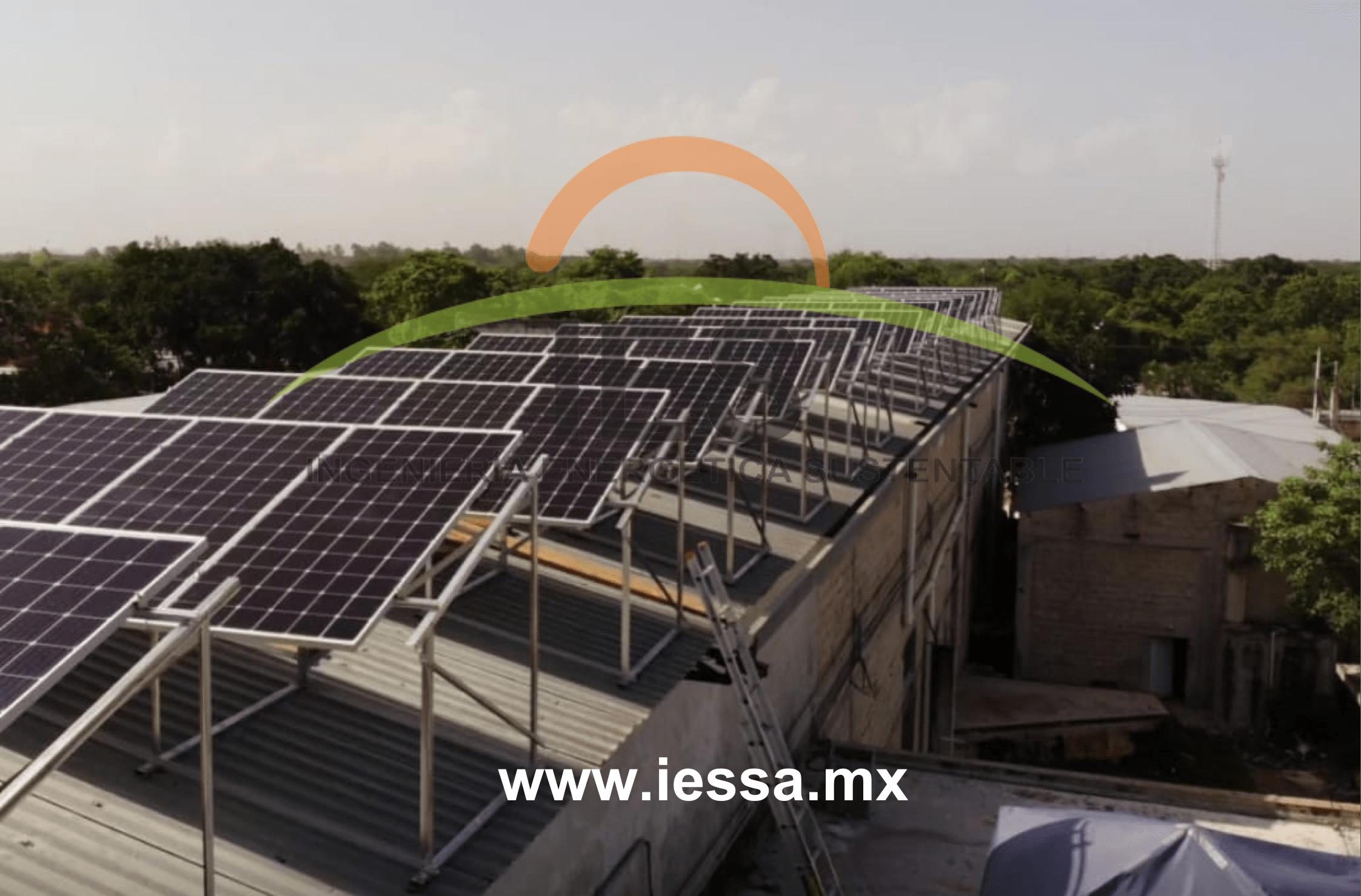 Instalación de Sistema Fotovoltaico de Interconexión