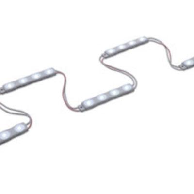 iluminación para letras de canal