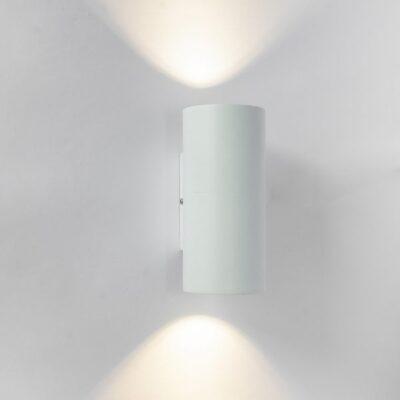 iluminación exterior. Luminario Basil